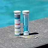 BAYROL Quicktest - 50 Pool Teststreifen zur...