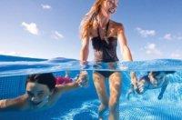 Eckiger Pool: Sie sind die Alternative zu runden Becken