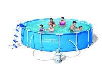 Stahlrahmen Pool mit Sandfilteranlage: Kaufberatung & Empfehlung